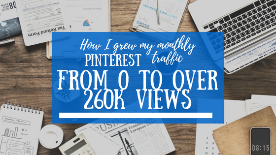 drastically growing your pinterest traffic as a mom blogger