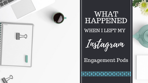 do instagram engagement pods really help?